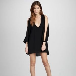 Lovers + Friends Gracie Slit-Sleeve Dress